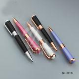 Pluma promocional al por mayor con Logo Roller pluma y bolígrafo