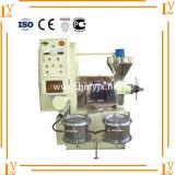 Máquina elétrica da imprensa de petróleo verde-oliva do amendoim do sésamo do aço inoxidável