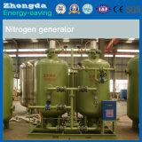 Fabricación criogénica del generador del nitrógeno de Prtable para la venta