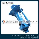 Bomba vertical centrífuga da pasta do depósito de China rv para a mineração & o processamento mineral