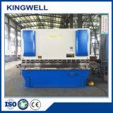 Frein de plaque métallique hydraulique de presse de vente chaude avec le meilleur prix (WC67Y-160TX3200)