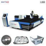 Новый лазер автомата для резки лазера волокна CNC для инструментального металла