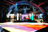 Hot P10 LED Video Dance Floor / Disco Floor