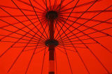 2.7M上海の鋼線の傘およびテラスの庭の傘(SY8272)