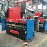 Frein hydraulique roulé de presse de commande numérique par ordinateur de plaque à vendre 63t 2500mm