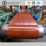 la couleur de 0.50*1250mm a enduit la bobine en acier galvanisée de PPGI