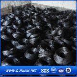 Fil recuit noir mou flexible de prix bas de Hebei