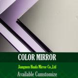 Specchio cosmetico della parete della stanza da bagno dello specchio di trucco dello specchio d'argento a doppio foglio di buona qualità dello specchio di affare