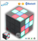 Altofalante portátil da mágica de Bluetooth do altofalante claro colorido do diodo emissor de luz