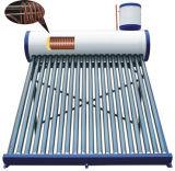 Kupfernes Coil Pressure Solar Water Heater mit CER