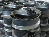 Para possuir aletas da lama do tubo do pneumático do caminhão da fábrica