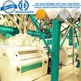 Il Kenia ha installato la fabbrica del laminatoio del mais 150t per il servizio dell'Africa