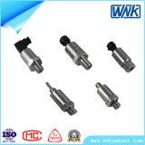 Zylinderförmiger Druck-Übermittler des chinesischen MiniEdelstahl-4-20mA