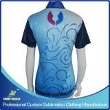 Nach Maß Sublimation-Drucken-Bowlingspiel-Kleidung