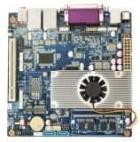 Intel Motherboard D2550 DDR3 Support 4GB RAM mini-Itx Motherboard voor 8 Gpio