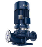 세륨 Certificate를 가진 전기 Horizontal Centrifugal Water Pump