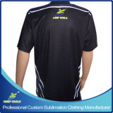 Bowling Game Team Club를 위한 주문 Sublimation Bowling Tee Shirt