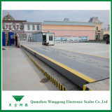 Elektronische LKW-Schuppe mit der Kapazität 40-200t