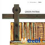 Fabricante profesional Made puerta corrediza de madera y hardware