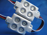 SMD Injection LED RGB Module Waterproof 5730 LED Module con Lens