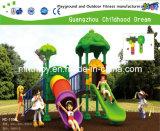 Binnen Speelplaats en de OpenluchtApparatuur van de Speelplaats met Volledig Plastiek (Ha-10401)