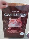 고양이 배설용상자 종이 봉지 다중층 서류상 포장 Kraft 부대
