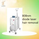 Laser sin dolor del diodo de la máquina 808nm del retiro del pelo
