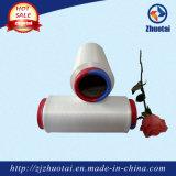 L'aria di nylon della Cina ha coperto il filato per il tessuto del jacquard