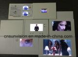 """Подгонянная телефонная карточка 4.3 """" LCD видео- может сделать телефонный звонок 2g"""