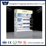 Cabina-DISCA económica montada en la pared de la visualización de LED
