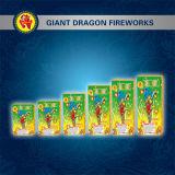 力の星の爆竹またはLiuyangの花火か中国の花火