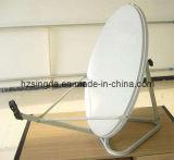 Ku-Band 60cm Satellite Antenna avec le GV