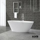 Vasca da bagno indipendente di pietra acrilica 061604 degli articoli sanitari