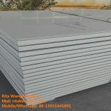 W950 el panel de emparedado de acero del color EPS para la azotea y la pared