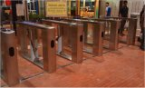 Turnstile van de Poort van de Barrière van het Systeem van het Toegangsbeheer voor het Beheer van de Bezoeker