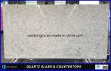 Pietra artificiale del quarzo per il materiale da costruzione di superficie solido della lastra