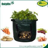 PET Garten-Balkon-Kartoffel-und Tomate-Pflanzer