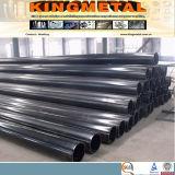 (ASTM A106 / A53 / API5L) Gr. B De 21.3 mm Tubo de acero carbono sin soldadura.