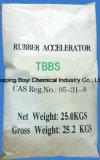 Gummibeschleuniger, Gummibeschleuniger-Reifen-Gummibeschleuniger-Zusatzagenzien TBBS (NS)