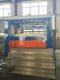 El coche grueso de la máquina de la formación de hoja parte el vacío que forma la máquina