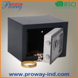 가정 현금 예금 보석 및 손 전자총을%s 디지털 전자 가정 안전한 상자