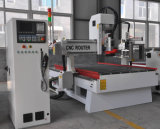 Wood CNC Router Engraving Machine with Auto Tool Changer