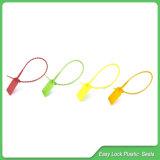Étiquette en plastique de joint, 230mm longueur, joints réglables de plastique, joints en plastique