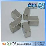Neodyneの磁石は磁石N35のネオジムの磁石の立方体の磁石を焼結させた