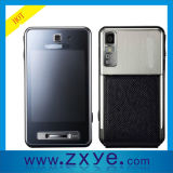 Telefono mobile mobile della fascia TV Java del quadrato della macchina fotografica dello zoom Phone61 di F0F480 3G