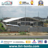 50 FT X barraca grande do arco de 200 FT para o evento ao ar livre com ABS Hardwall, barraca de Arcum