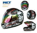 De volledige Helm van het Gezicht (101-zwarte)