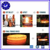 As peças de aço do forjamento da placa dos forjamentos do fabricante de China TUV forjaram as peças