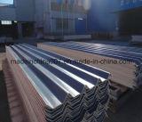 Milieuvriendelijke MGO van de Folie van het Aluminium van de Isolatie van de Hitte Tegels Met hoge weerstand 960mm van het Dakwerk Breedte, 7.5mm