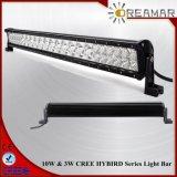 barre d'éclairage LED de Hybird du CREE 10W&3W pour le camion 4X4 tous terrains